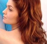 Rdeča frizura