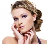 Speta frizura s pletenicami
