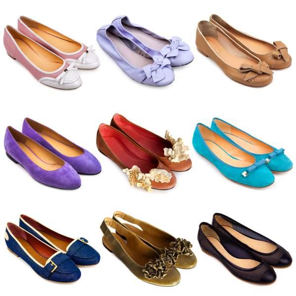 Čevlji za valeto